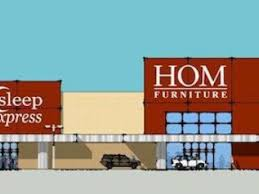 HOM Furniture Taking on former Lowe s Site in Rogers