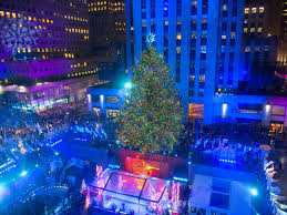 rockefeller center tree lighting 2017 ceremony how to