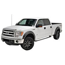 F-150 Fender Flare With LED Marker Lights Black Raptor Style Set ... 092014 F150 Smittybilt M1 Fender Flares Black Styleside Bushwacker Ram Truck Flare Installation Youtube Lund Intertional Bushwacker Products F Egr Bolton Look Bolt On 52017 Ford Pocket Style Review 3101911 Cout Tm Prepainted New Truck Fender Flares Not Right Hdware Bolton Matte 2018 Rough Country W Rivets Unpainted