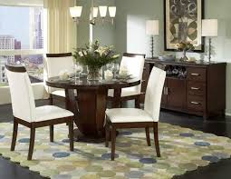 Image Of Decorating Round Kitchen Tables