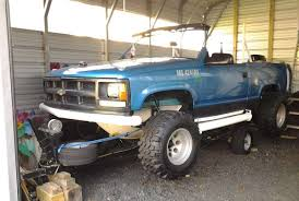 100 Mississippi Craigslist Cars And Trucks By Owner This Chevrolet Pickup TruckBodied Party Boat Is At Its