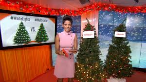 Rockefeller Christmas Tree Lighting 2014 Watch by Rockefeller Center Christmas Tree Is Here Which Color Lights Do