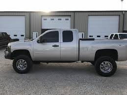 2007 Chevrolet Silverado 2500HD 4x4 Ext Cab Duramax For Sale In ...