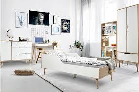 lilie skandinavische kommode buchenbeine weiß 120 cm esa home