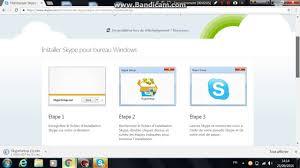 skype pour bureau windows 8 comment installer skype pour windows