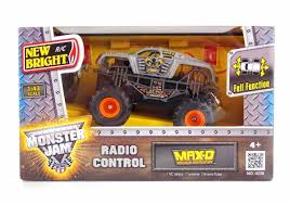 Amazon: New Bright Monster Jam Max-D Radio Controlled Toy $8.13 ... Maximum Destruction Monster Truck Toy Hot Wheels Monster Jam Toy Axial 110 Smt10 Maxd Jam 4wd Rtr Towerhobbiescom Rc W Crush Sound Ramp Fun Revell Maxd Snaptite Build Play Hot Wheels Monster Max D Yellow Diecast Julians Hot Wheels Blog Amazoncom 2017 124 Birthday Party Obstacle Course Games Tire Cake Image Maxd 2016 Yellowjpg Trucks Wiki Fandom Powered Team Meents Classic Youtube Gold Vehicle Toys Games