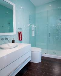 thassos marble counter top white glass subway tile shower walls