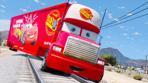 Mack Truck In Trouble With Train - Disney Pixar Cars Cartoon For ... Rc Cars 3 Turbo Mack Truck Licenses Brands Products Jada Diecast Hauler 132 Dizdudecom Disney Pixar With 10 Die Cast Buy 9 Styles Mcqueen Uncle 155 Cars Mack Truck Simulator Role Play Wwwsmobycom Lmq Remote Controlled Incl Shipping Diy Cboard Box Disneys Pinterest Mac Trucks Accsories And Image Cars2mackjpg Wiki Fandom Powered By Wikia The From Movie Desktop Wallpaper