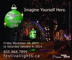 BruceGreySimcoe Festival of Northern Lights