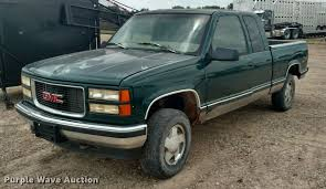 1997 GMC Sierra 1500 Ext. Cab Pickup Truck | Item DB0973 | S... Gmc Windshield Replacement Prices Local Auto Glass Quotes 1997 Chevy Silverado Z71 Chevrolet 1500 Regular Cab Sierra K2500 Ext Cab Long Bed Carsponsorscom Sold Wecoast Classic Imports Ext Pickup Truck Item Db0973 S For Sale Classiccarscom Cc1045662 Gmc Sle 2500 Extended Long Bed 74l 454 Gas Engine Sierra Cammed 350 Youtube Trucks Yukon Magnificient Super Clean Custom Used Parts 57l Subway Truck Moto Metal Mo961 Rough Country Suspension Lift 3in