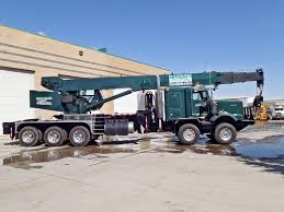 National Boom Trucks Active In Canadian Oil Fields