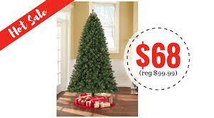 Walmart Christmas Tree Sale Starting At Only 200 SAY