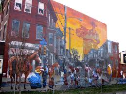 Philly Mural Arts Events by Strawberry Mansion North Philly Phillymuralpics Com