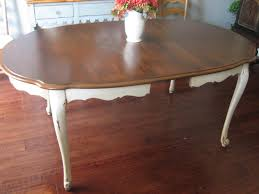 Ethan Allen Dining Room Table Round by French Country Kitchen Table Round Roselawnlutheran