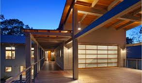 100 Raleigh Architects Bridge House NC Vernacular Studio