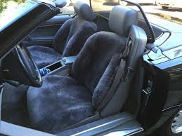 Custom Seat Covers | Sheepskin Of Oregon