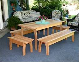 Innovative Cedar Patio Furniture Home Decor Suggestion Outdoor Sets
