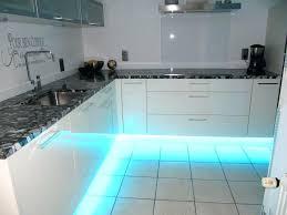 eclairage de cuisine eclairage plan de travail cuisine led eclairage led cuisine
