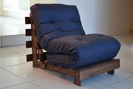 Twin Futon Chair Sleeper Amazing Furniture Single Bed Folding ...