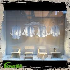 Window Display For Garment Shop Floating Ideas