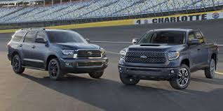 Toyota Adds Tundra And Sequoia To The TRD Sport Family New 2019 Toyota Sequoia Trd Sport In Lincolnwood Il Grossinger Limited 5tdjy5g15ks167107 Lithia Of 2018 Trd 20 Top Upcoming Cars Used Parts 2005 Sr5 47l Subway Truck 5tdby5gks166407 Odessa Wikipedia Canucks Trucks Is There A Way To Improve Mpg City Modified Stuff Pinterest Pricing Features Ratings And Reviews Edmunds First Look At The New Clermont Explore 2017 Performance Lease Deals Specials Greensburgpa