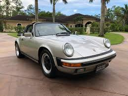 100 Porsche Truck For Sale 1989 911 Carrera For Sale In Naples FL Stock 160390