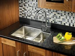 modern integrated kitchen sink smith design integrated