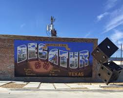 Deep Ellum 42 Murals Project by Mural In Downtown Decatur Tx Small Town Texas Pinterest