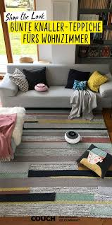 bunte knaller teppiche für dein wohnzimmer teppich