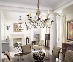 Dining Room Lighting Fixtures Ideas Glass Top Table White Base Marble Sleek Modern