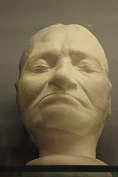 Death Mask Of Jacques Louis David 1825