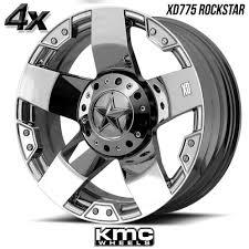 4 KMC XD775 Rockstar 17