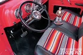 1951-ford-f-1-interior - Hot Rod Network
