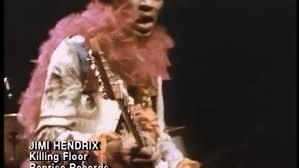 Jimi Hendrix Killing Floor Live by Kin On Vimeo