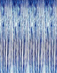 Foil Fringe Curtain Singapore by Amazon Com Metallic Gold Foil Fringe Curtain 3 Ft X 8 Ft Foil