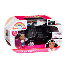 Tiana Pop N Shop Car Playset The Entertainer
