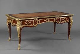 bureau napoleon 3 regence style bureau plat by sormani circa 1880 for sale