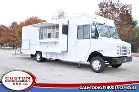 100 Food Truck Equipment For Sale Finance Lease Options Custom Concessions