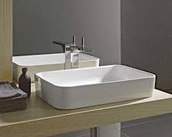 blickfang im bad waschtische die materialien lassen