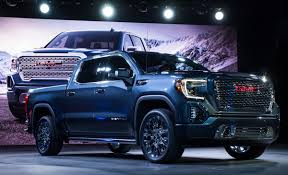 Next-Generation 2019 GMC Sierra Denali Release Date Announced