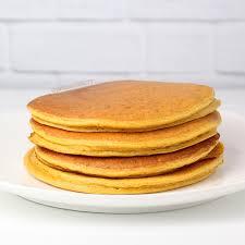 Vegan Bisquick Pumpkin Pancakes by Pumpkin Protein Pancakes Andréa U0027s Protein Cakery