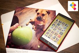If there s a Walgreens store nearby you should check out the new Printicular app for Windows Phone 8 It lets you print Instagram and camera