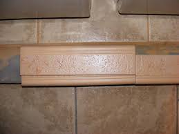 quarter tile idea one use two bullnose tiles back to