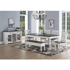 7-Piece Joanna Dining Room Collection Buy Round Kitchen Ding Room Sets Online At Overstock Amish Fniture Hand Crafted Solid Wood Pedestal Tables Starowislna 5421 54 Inch Country Table With Distressed Painted Pedestal Typical Measurements Hunker Caster Chair Company 7 Piece Set We5z9072 Wood Picture Decor 580 Tables World Interiors Austin Tx Clearance Center Dinettes And Collections Costco Saarinen Tulip Marble