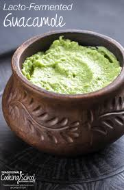 Picture Of Pumpkin Throwing Up Guacamole by The Best Lacto Fermented Guacamole With Free Video