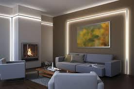 4 deko tipps mit led stripes beleuchtung wohnzimmer led