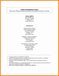 Sample Reference List For Teacher Resume Best Of Template References Format Awesome
