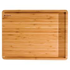 planche cuisine planche a decouper 35x26 5 cm bambou planches à découper découpe