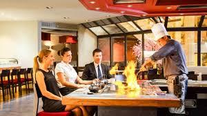 restaurant japonais chef cuisine devant vous kamome mövenpick hôtel in ève restaurant reviews menu and