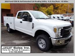 100 Ford Service Truck 2019 FORD UTILITY VAN Allison Park PA 5004317519